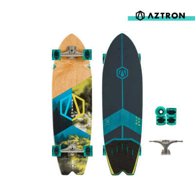 Aztron FOREST 34 Surfskate Board